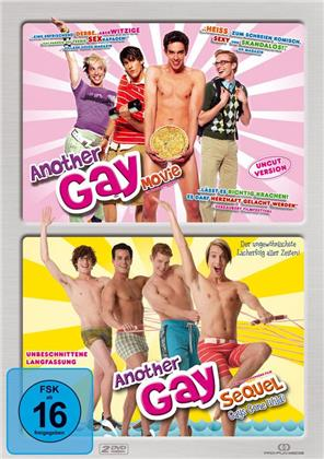 Another Gay Movie / Another Gay Sequel (2 DVD)