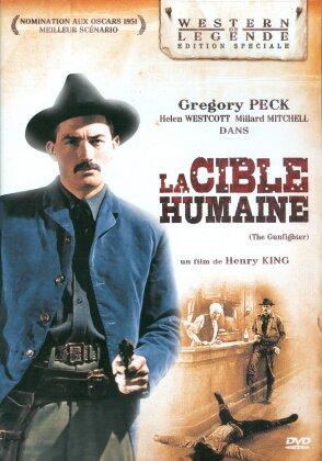 La cible humaine (1950) (Western de Légende, Special Edition)