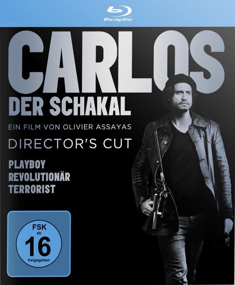 Carlos - Der Schakal (2009) (Director's Cut, 3 Blu-rays)