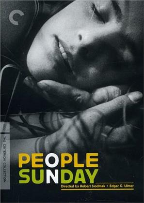 People On Sunday (1930) (Criterion Collection)