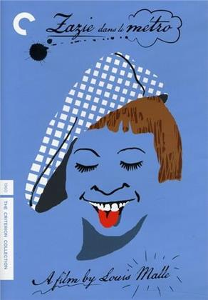 Zazie dans le Metro (1960) (Criterion Collection)