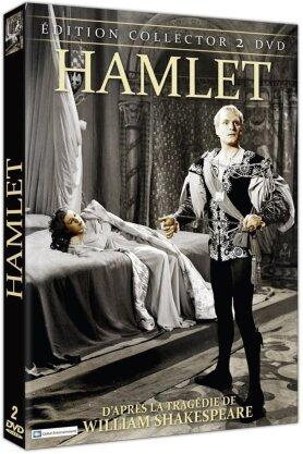Hamlet (1948) (Collector's Edition, Restaurierte Fassung, s/w, 2 DVDs)