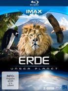 Erde - Unser Planet - Seen on IMAX (5 Blu-rays)