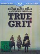 True Grit (2010) (Limited Edition, Steelbook, Blu-ray + DVD)