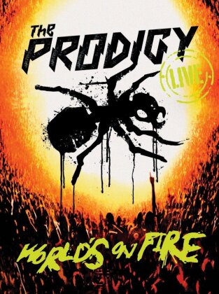 Prodigy - The world's on fire (Limited Edition, DVD + CD)