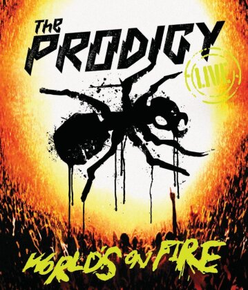 Prodigy - The world's on fire (Blu-ray + CD)