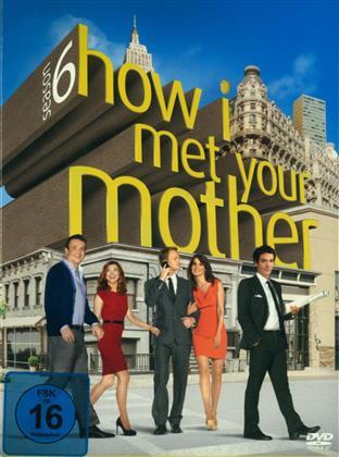 How I Met Your Mother - Staffel 6 (3 DVDs)