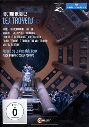 Orquestra de la Comunitat Valenciana, La Fura Dels Baus, … - Berlioz - Les Troyens (C Major, Unitel Classica, 2 DVDs)