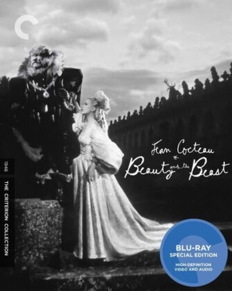 Beauty and the beast (1945) (Criterion Collection, n/b)
