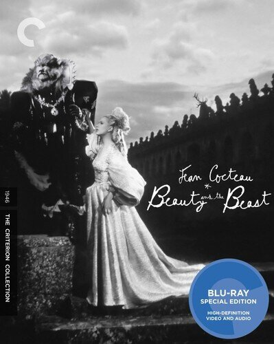 Beauty and the beast (1945) (Criterion Collection, s/w)