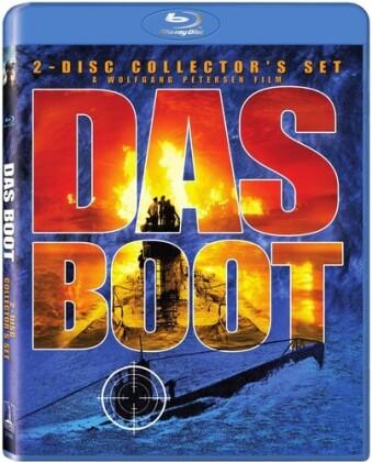 Das Boot (1981) (Director's Cut, 2 Blu-rays)