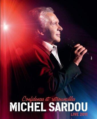 Michel Sardou - Confidences et Retrouvailles