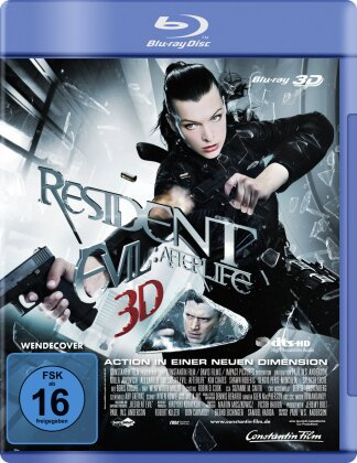 Resident Evil 4 - Afterlife (2010) (Single Edition)