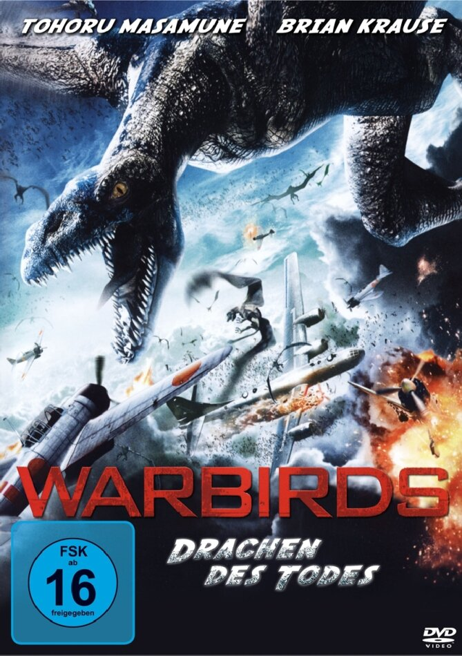 Warbirds - Drachen des Todes (2008)