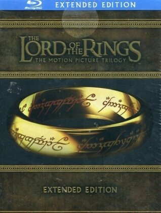 Il signore degli anelli - La Trilogia (Extended Edition, 6 Blu-rays + 9 DVDs)