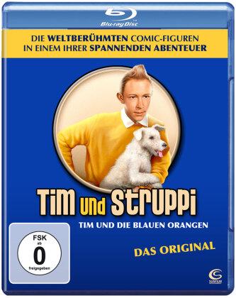 Tim und Struppi - Tim und die blauen Orangen (1964)