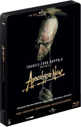 Apocalypse Now (1979) (Special Edition, Steelbook, 2 Blu-rays)