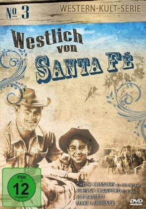 Westlich von Santa Fé - Western-Kult-Serie No. 3