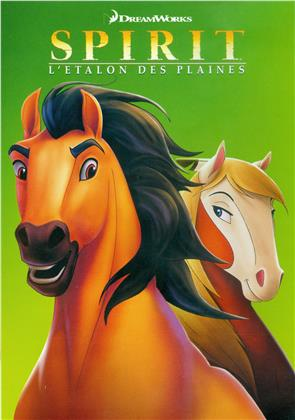 Spirit - L'étalon des plaines (2002) (Neuauflage)