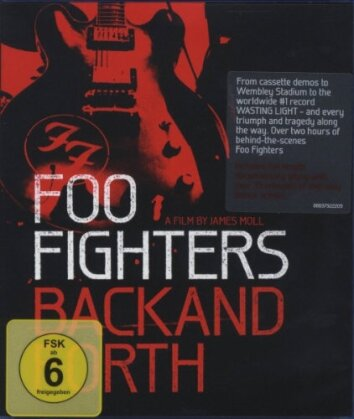 Foo Fighters - Back and forth