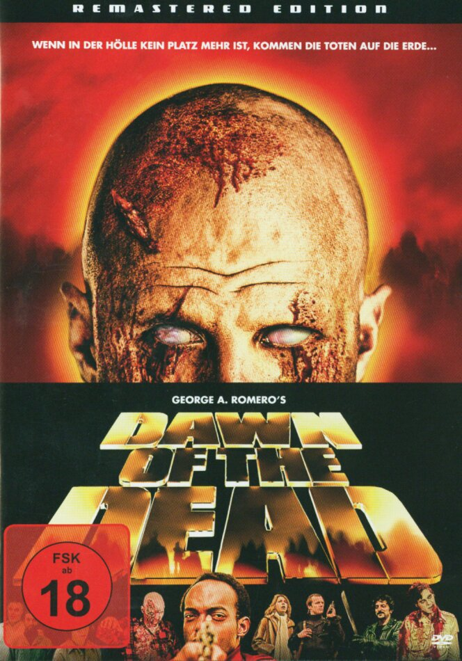 Dawn of the Dead (1978) (Remastered)