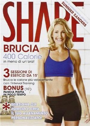 Shape - Brucia 400 calorie in meno di un'ora