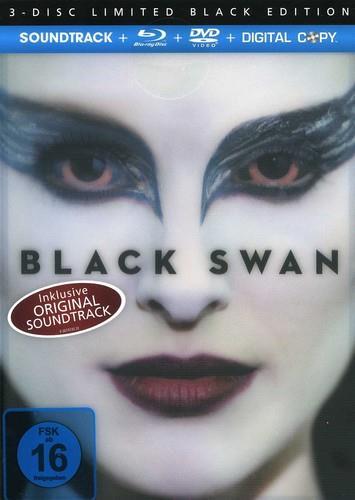 Black Swan - (3 Disc Limited Black Edition) (2010)