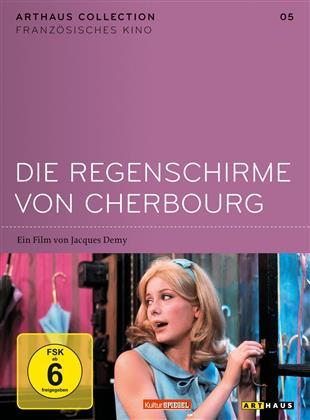 Die Regenschirme von Cherbourg - (Arthaus Collection - Französisches Kino 05) (1964)