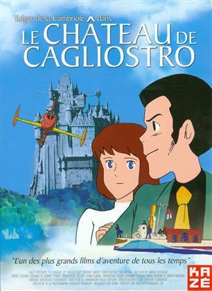 Le château de Cagliostro (1979) (Collector's Edition, Blu-ray + 2 DVDs)