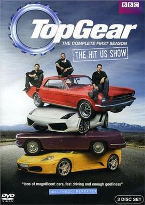 Top Gear USA - Season 1 (3 DVDs)