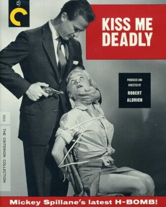 Kiss Me Deadly (1955) (Criterion Collection)