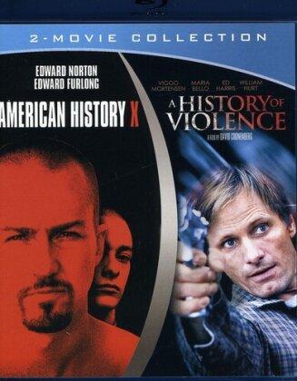American History X / A history of violence (2 Blu-rays)