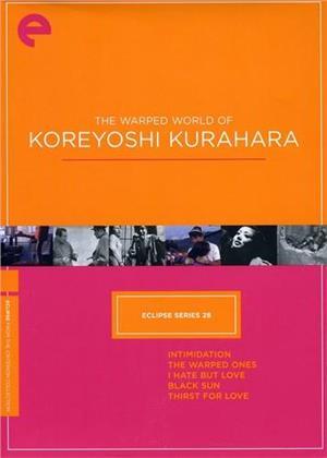 The Warped World of Koreyoshi Kurahara - Eclipse Series 28 (Criterion Collection, 5 DVDs)