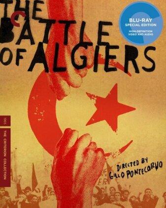 The Battle of Algiers - La battaglia di Algeri (1965) (Criterion Collection, 2 Blu-ray)