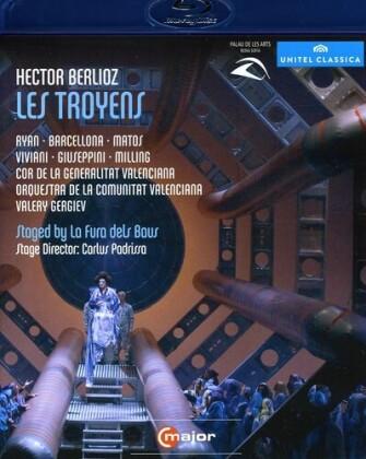 Orquestra de la Comunitat Valenciana, La Fura Dels Baus, … - Berlioz - Les Troyens (Unitel Classica, C Major)