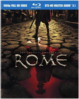 Rome - Complete First Season (Widescreen, 5 Blu-rays)