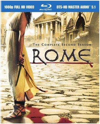 Rome - Season 2 (5 Blu-rays)