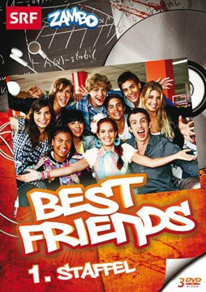 Best Friends - Staffel 1 (3 DVDs)