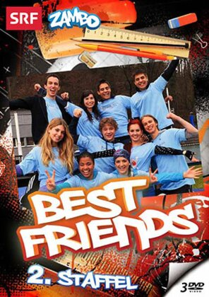 Best Friends - Staffel 2 (3 DVDs)