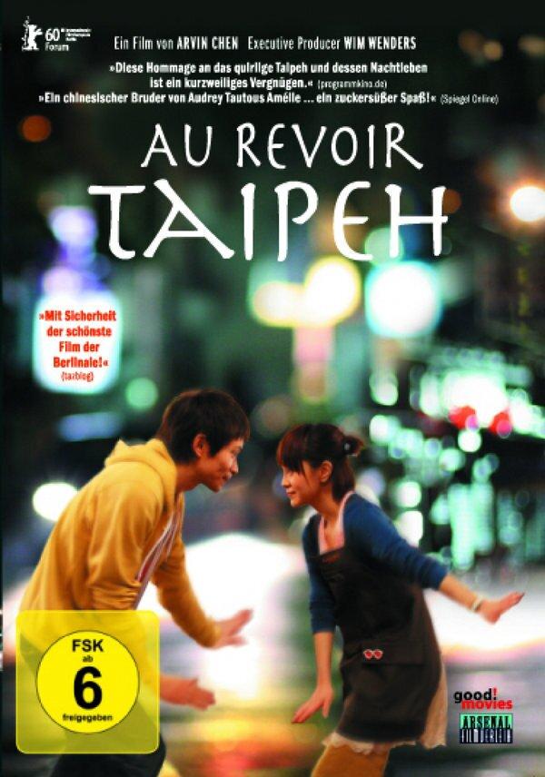 Au revoir Taipeh (Neuauflage)