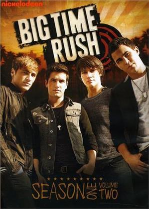 Big Time Rush - Season 1.2 (2 DVDs)
