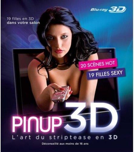 Pinup - L'art du striptease en 3D