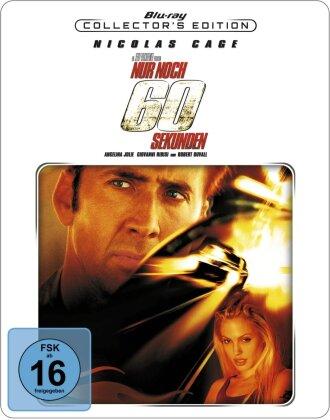 Nur noch 60 Sekunden (2000) (Limited Edition, Steelbook)
