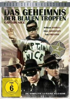 Das Geheimnis der blauen Tropfen (2 DVDs)