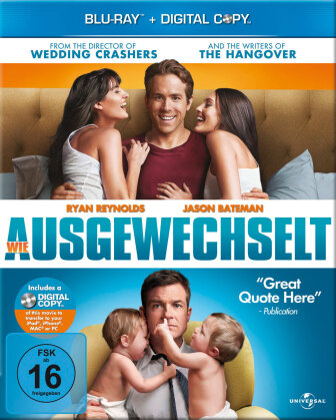 Wie ausgewechselt (2011)