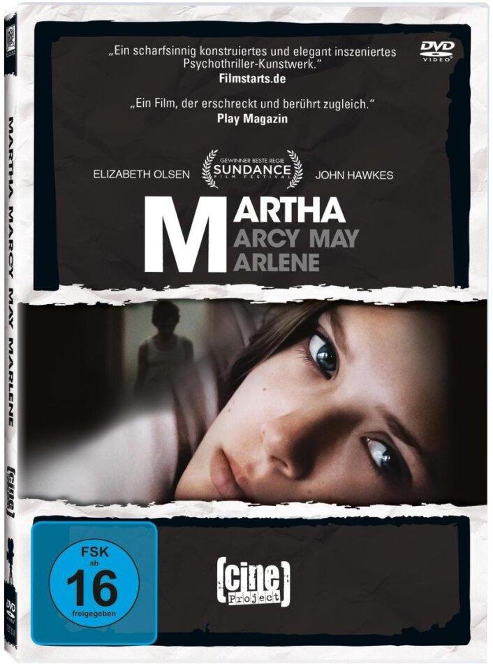 Martha Marcy May Marlene - (Cine Project) (2011)