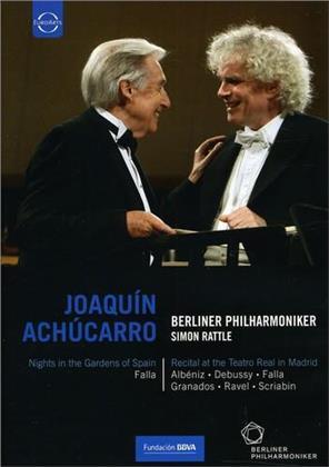 Berliner Philharmoniker, Sir Simon Rattle, … - De Falla - Spanische Nächte (Euro Arts)
