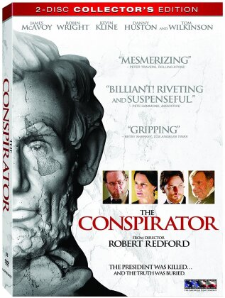 The Conspirator (2010) (Collector's Edition, 2 DVDs)