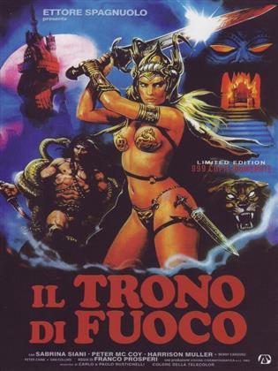 Il trono di fuoco (1983) (Limited Edition)