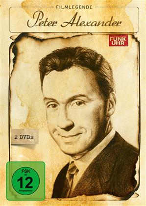 Peter Alexander - Filmlegende (2 DVD)